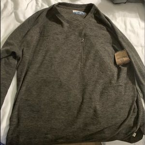 NWT Magellan fleece long sleeve shirt
